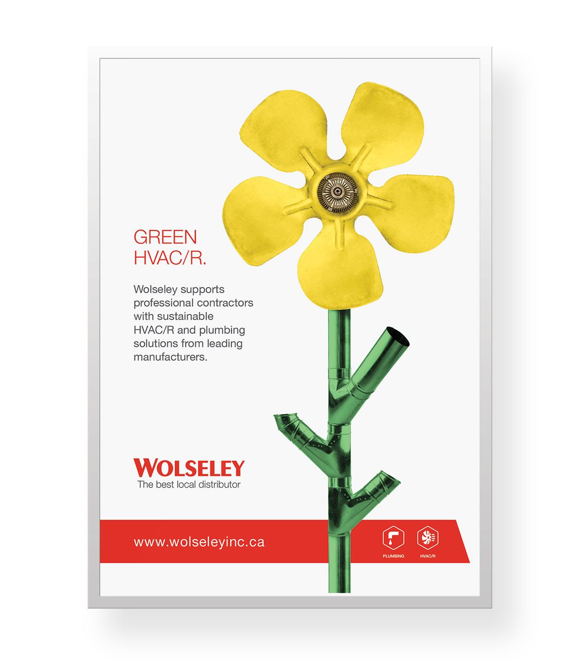 Wolseley Ads   COPP Marketing + Design