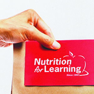 Nutrition for Learning: Volunteer Appreciation